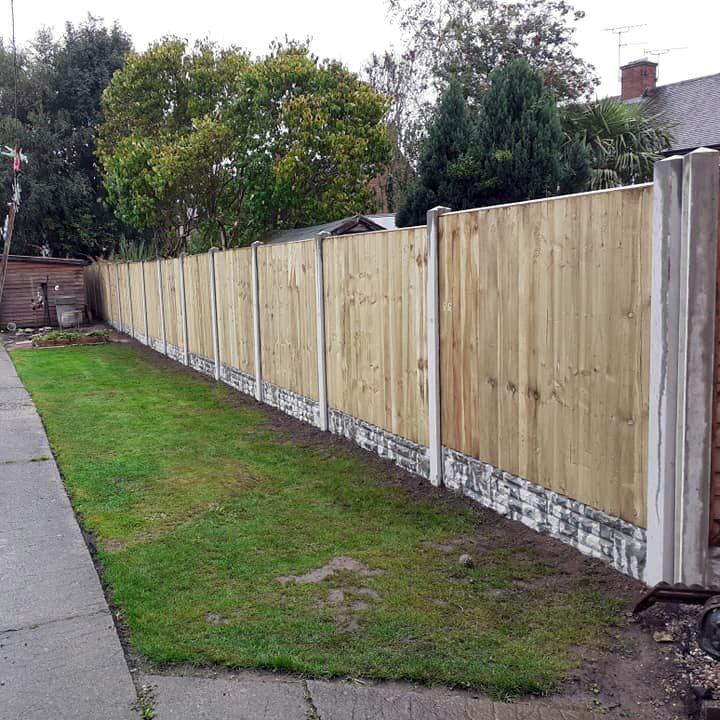 Fencing In Shrewsbury Shropshire
