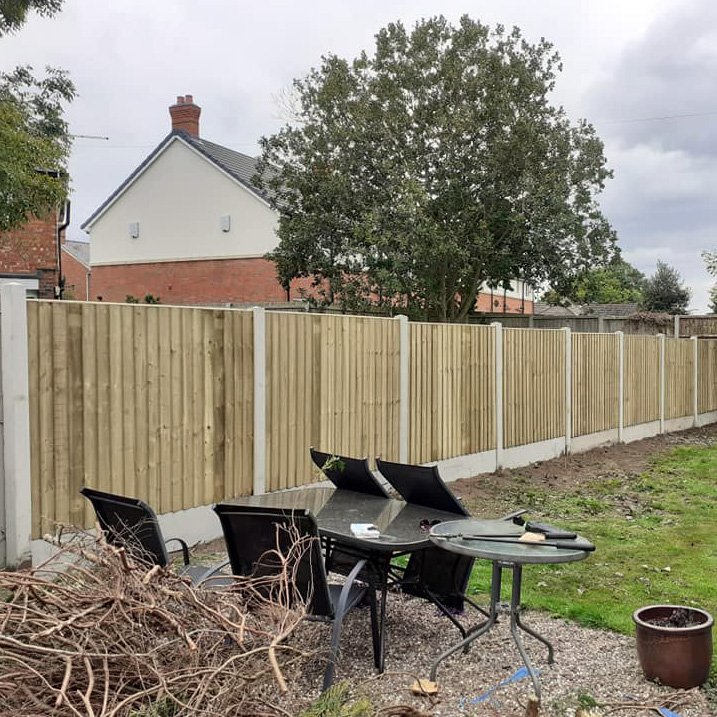 Fencing In Shrewsbury