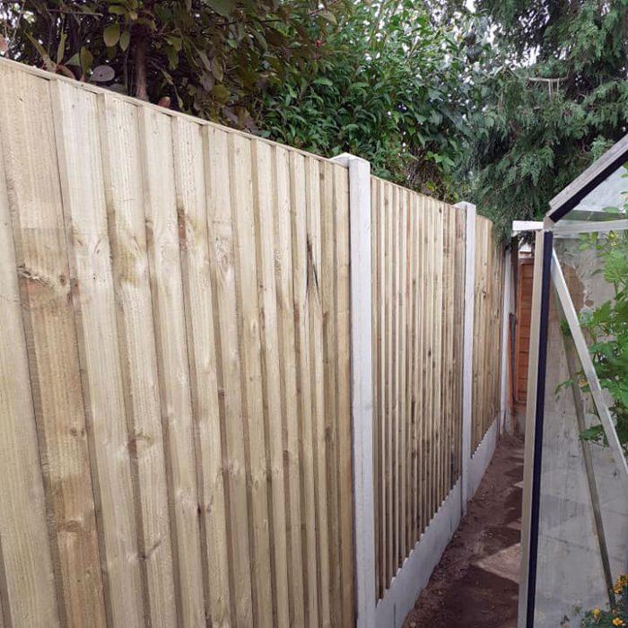 Fencing In Shrewsbury Shropshire