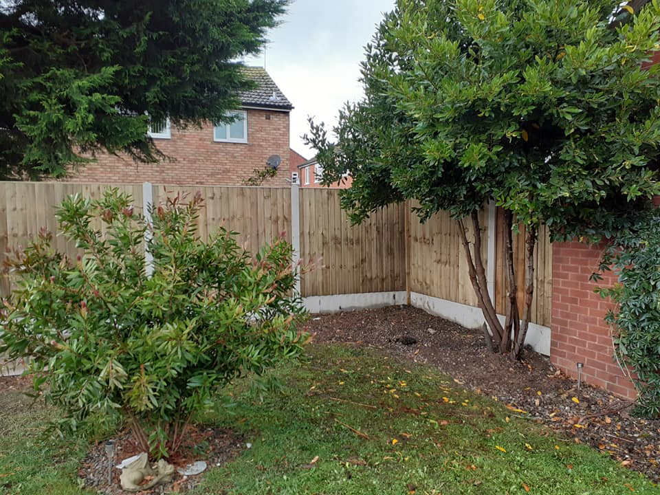 Feather edge fence panel - Fencing Supplies In Shrewsbury, Shropshire Supplied and Fitted