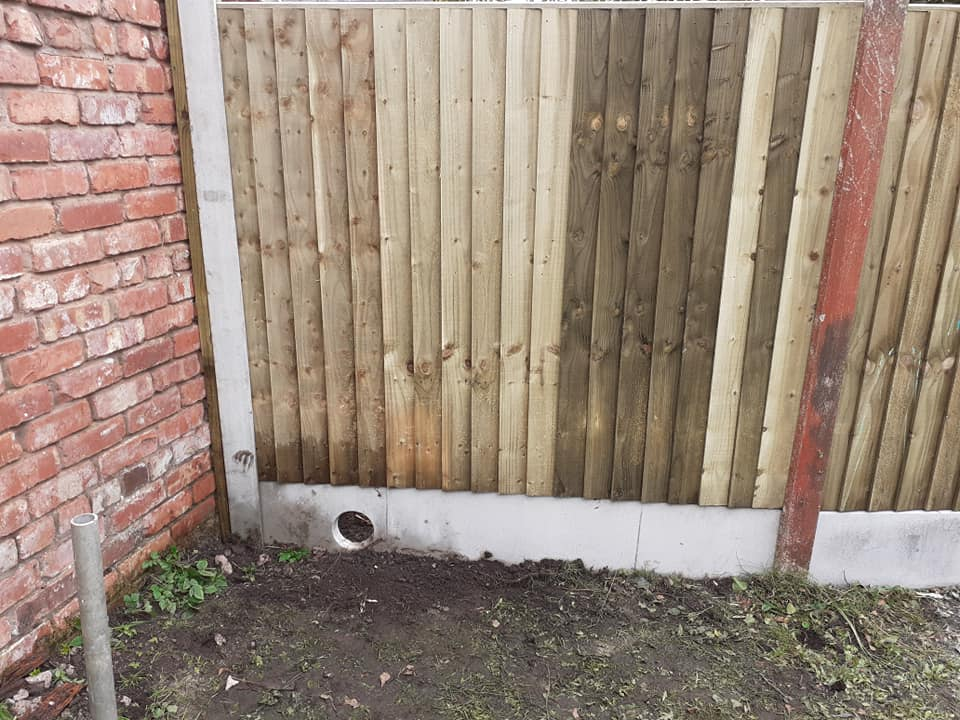 Hedge hog Boards - Fencing Supplies In Shrewsbury, Shropshire Supplied and Fitted