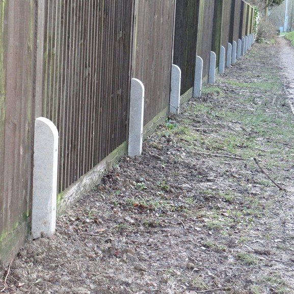 support-post - Fencing Supplies In Shrewsbury, Shropshire Supplied and Fitted